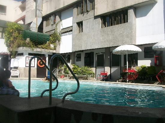 Hotel Supreme Convention Plaza Old Pool