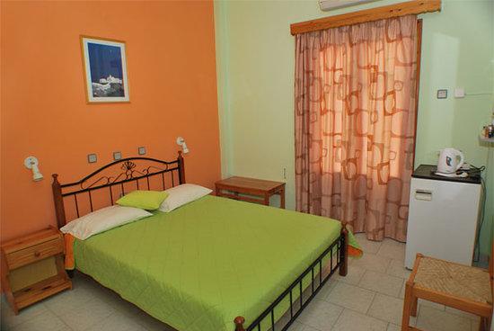Kamares, Grecja: room