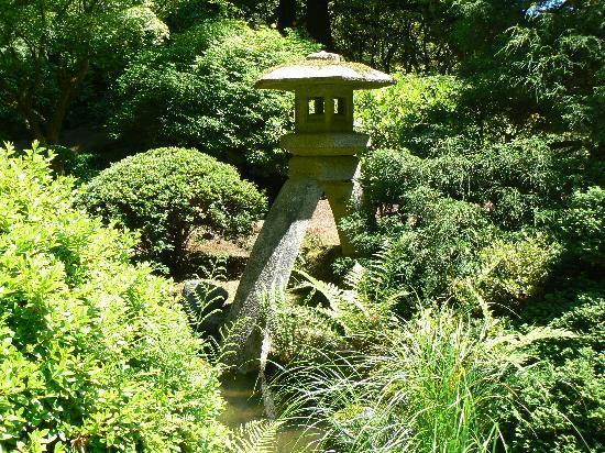 Portland, Oregón: Japanese Garden