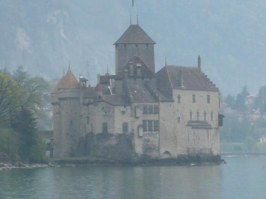 Montrö, İsviçre: Schloss Chillon