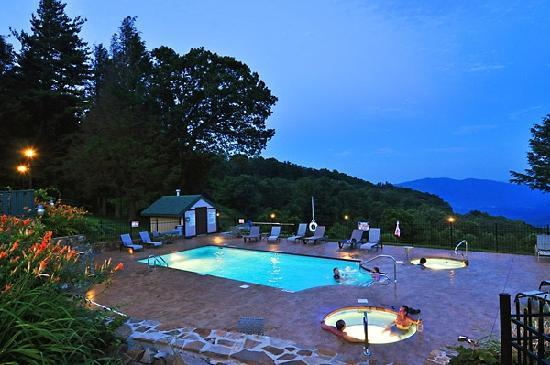 Little Switzerland, Carolina del Norte: Pools and Hot tubs
