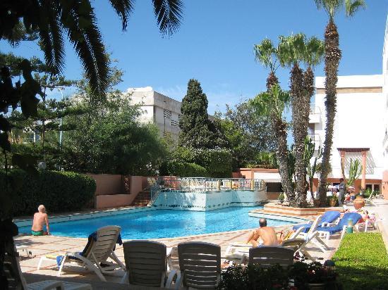 Hotel Kamal: Pool