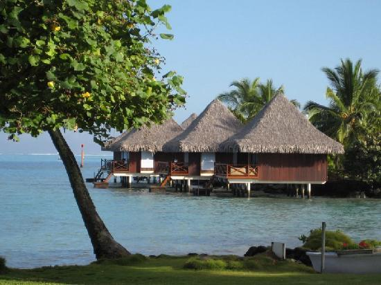 InterContinental Resort Tahiti: Escape to the Bungalows