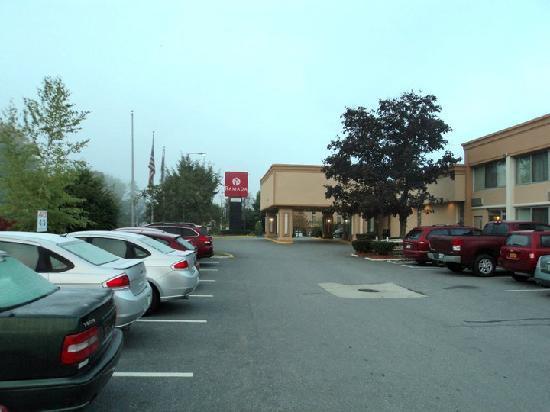 Quality Inn: Hotel Pic