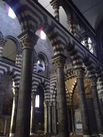 Cattedrale di San Lorenzo - Duomo di Genova : Interno