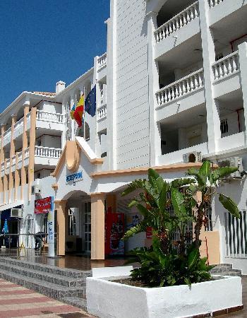 Marola Portosin: Hotel entrance