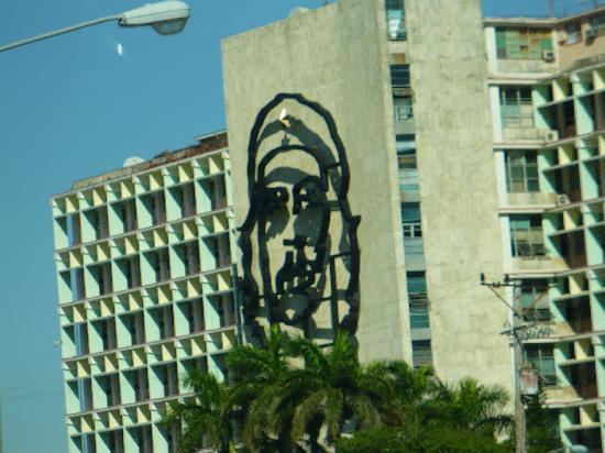 """Havana, Küba: El """"Che"""" en la Plaza de la Revolución - 3"""