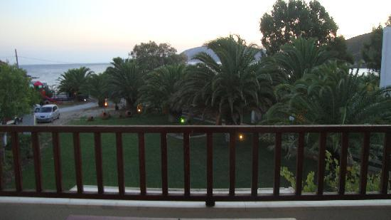 Pegasus Estate: The view from our Veradah