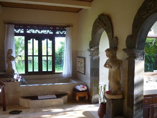 Alam Shanti: Shindu - Salle de Bains