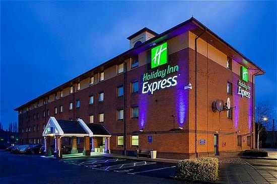 Holiday Inn Express Birmingham   Oldbury: Holiday Inn Express Oldbury,  Birmingham Hotel