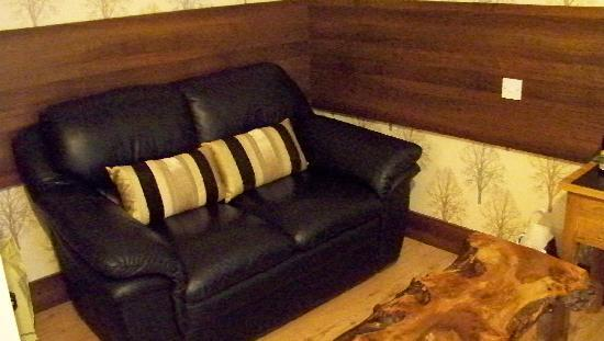 Pearse Lodge B&B: Sitting area