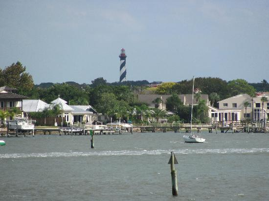 The Cedar House Inn: St. Augustine Lighthouse & The Bay