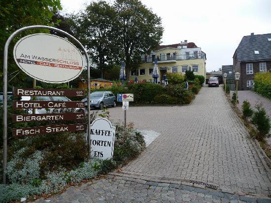 Hotel am Wasserschloss: Hotel - Cafe - Restaurant - Am Wasserschloss