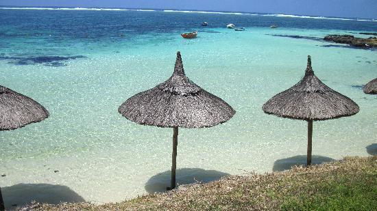 VClub Valtur Le Flamboyant: spiaggia dell'albergo