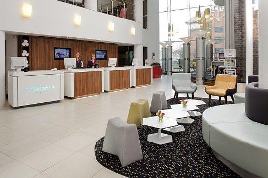 Novotel Cardiff Centre: Hotel Lobby