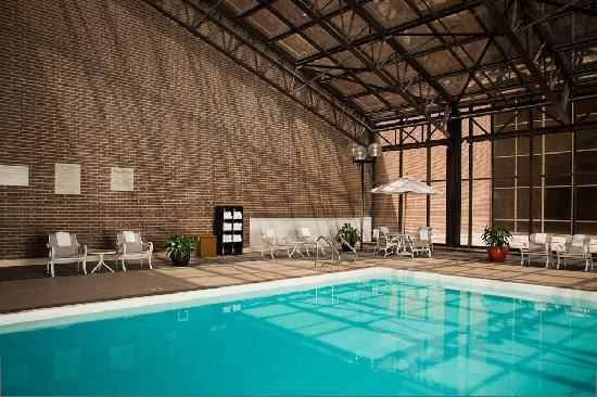 Houston Marriott West Loop by The Galleria: Indoor Pool and sauna