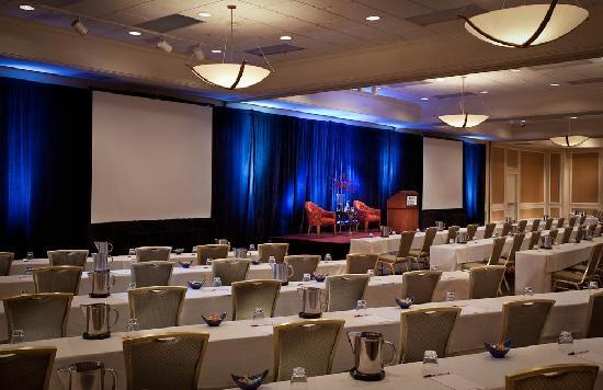 Houston Marriott West Loop by The Galleria: Marquis Ballroom - Meetings & Events