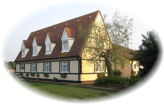 Wood Fen Lodge Spa and Guest House