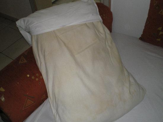 Saliva Stained Pillow Picture Of Tropicana Beach Hotel