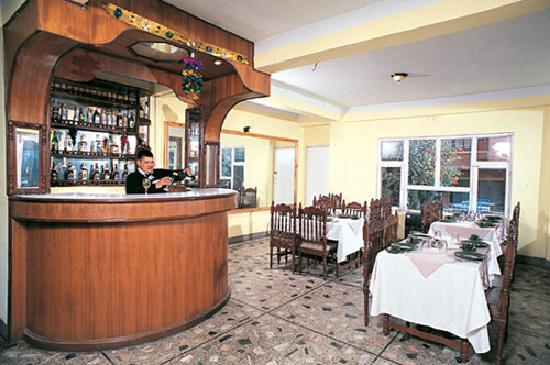 Hotel Encounter Nepal: resturent and bar