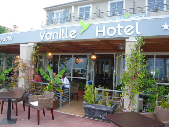 Hotel Le Vanillé: A great stay