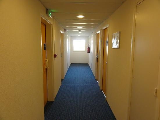 Ibis Budget Amboise : Hall on the third floor