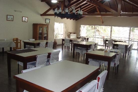 Hotel Agustin Garcia: Comedor