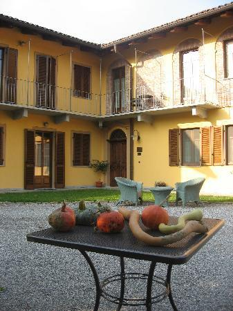 Agriturismo Casa Ressia: Eingangsbereich