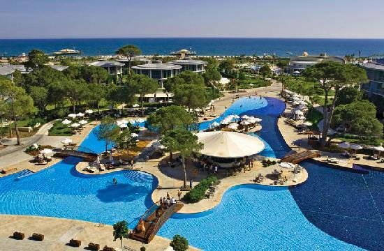 Calista Luxury Resort - Main Pool