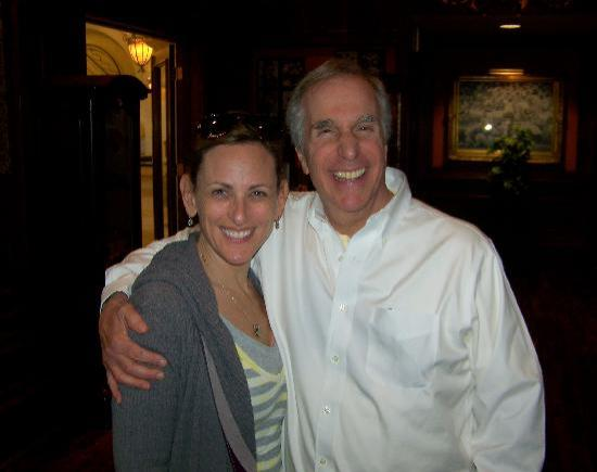 Shula's Steak House - Naples: Henry Winkler & Marlee Matlin Dining at Shula's Naples
