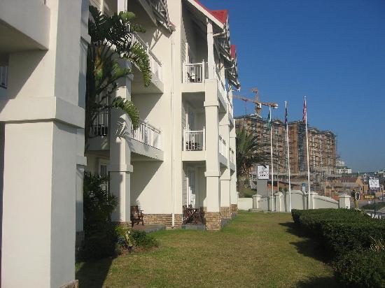 Courtyard Hotel Port Elizabeth: Hotel