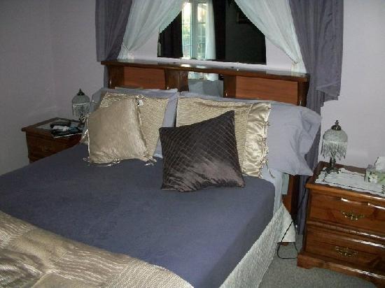 Angel's Hideaway: The comfortable bed