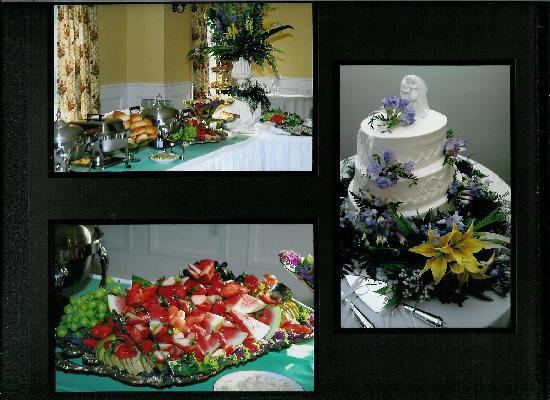 The Ragsdale Inn : Romantic Receptions and Weddings