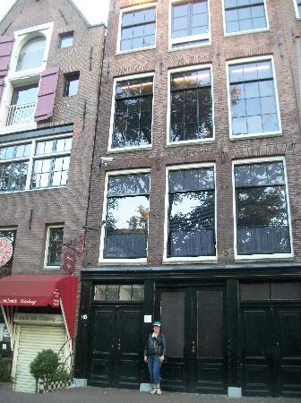 The Jordaan: Casa de Anne Frank