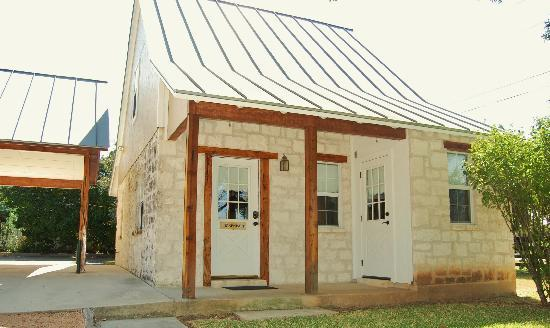 Gruene Cottages: Luckenbach