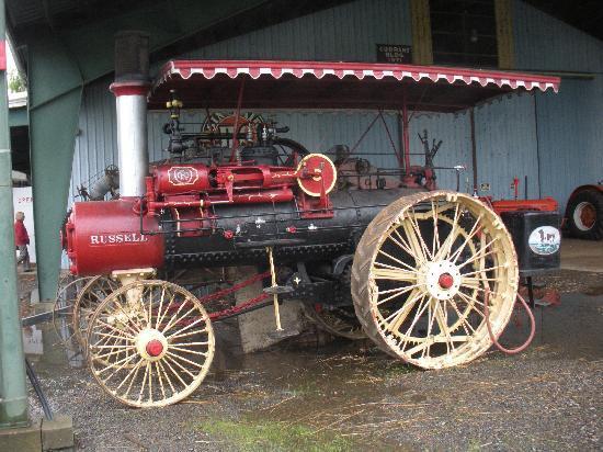 Antique Powerland Museum: tractor