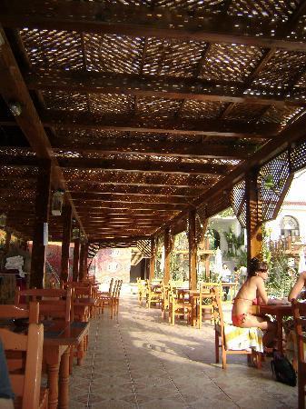 Cleopatra Tsokkos Richy Hotel: bar