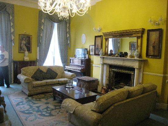 Harrington Hall: Sitting Room