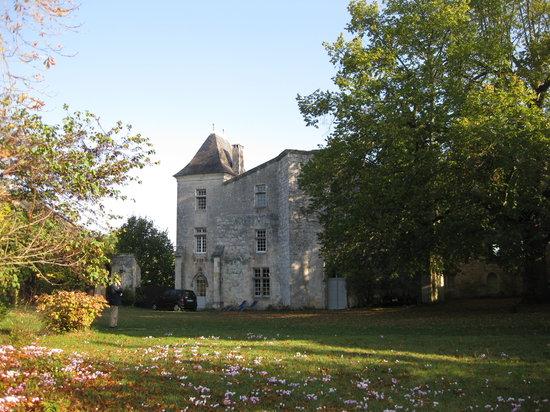 Le Chateau de Sers : Chateau de Sers