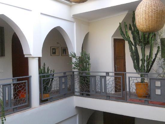 Riad Jardin des Reves: BELLAZA