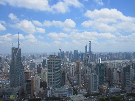 上海明天廣場JW萬豪酒店照片