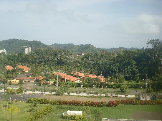 Jaco Bay Resort Condominium: view from our condo
