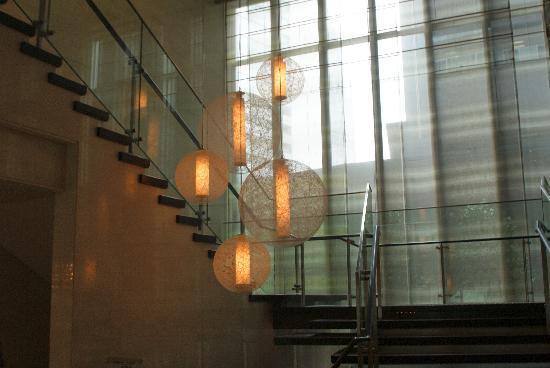 Hotel Sunroute Plaza Shinjuku: lights