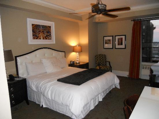 The Kensington Park Hotel: Room