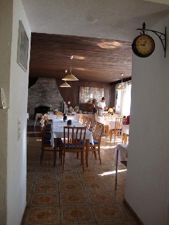 Hotel Garni Battello: the breakfast room