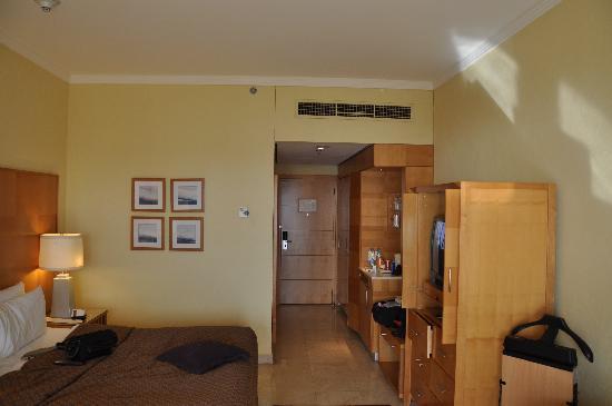 InterContinental Aqaba Resort: View of the room