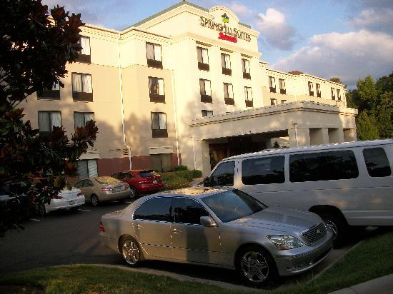 SpringHill Suites Raleigh-Durham Airport/Research Triangle Park: Springhill 2