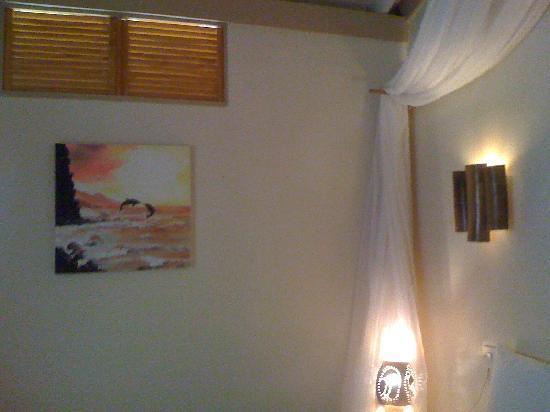 كاليبيشي لودجز: Bedroom