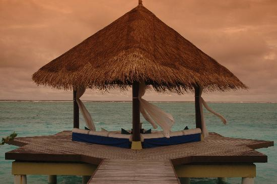 Taj Exotica Resort & Spa: Exclusive pavilion