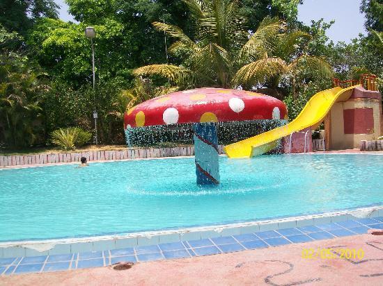 Hotel Sai Leela : Water Park for Kids